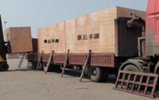 丰源三叶罗茨风机发往中国大唐集团