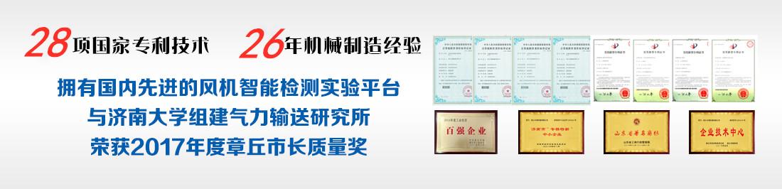 章丘丰源机械有限公司国家专利展示